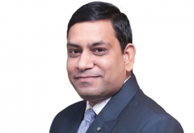 Sanjeev Jain, CIO, Integreon